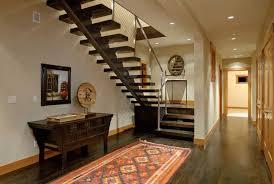 stahl holz treppe stahl holztreppe modern haus innenarchitektur mit lauffläche