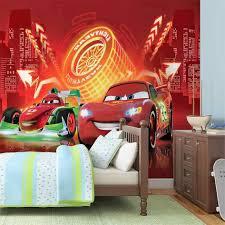 Cars Toddler Bedroom Set Race Car Room Decals Disney Pixar Cars Toddler Decorations