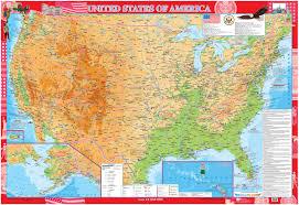 Washington Monuments Map by Mapsherpa Kartographia