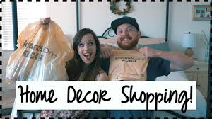 kirkland u0027s home decor haul fall items husband and wife haul