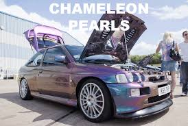 chameleon pearls candy pearls ghost pearls thermo pearls