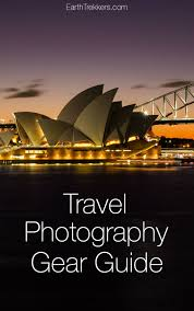 travel photography gear guide earth trekkers