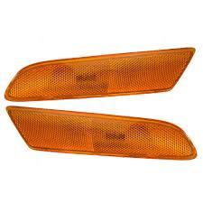 lexus orange park amazon com driver and passenger signal side marker lights lamps
