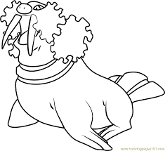 pokemon coloring pages wailord pokemon coloring pages walrein bgcentrum