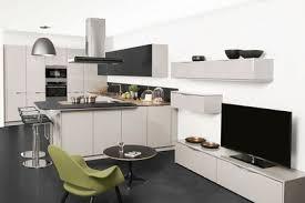 cuisines ouvertes sur salon cuisine semi ouverte sur salon avec bar les nouvelles idées