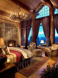 Inspiring Rustic Bedroom Designs For This Winter - Rustic bedroom designs