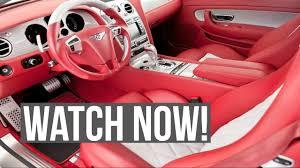 Custom Car Interior Upholstery Cool Custom Car Interior Ideas Youtube