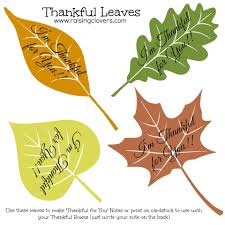 thanksgiving picture cards expressing gratitude at thanksgiving by raising clovers