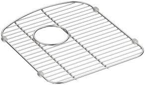 smart divide stainless steel sink k 5180 st kohler langlade smart divide stainless steel sink rack for