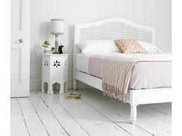 Nomad Bed Frame Nomad Bed White Rattan Bed Loaf