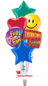 get well soon balloons same day delivery get well balloon bouquets delivery by balloonplanet