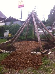 organic sanctuary guide to creating your pole bean teepee u2013 eco