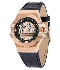 used maserati ad maserati black automatic watch buy maserati black automatic