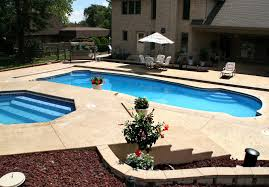 Backyard Pool Images by New Trends In Swimming Pool Landscaping