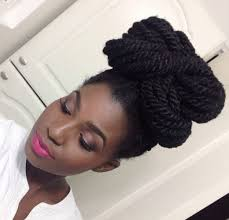 updo hairstyles with big twist the 25 best senegalese twist bun ideas on pinterest colored