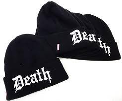 mishka u201cneighborhood sniper u201d new era knit death beanielula 101
