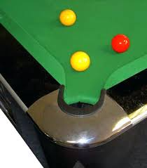 pool table pocket size english pool reds and yellows balls english pool table pocket size