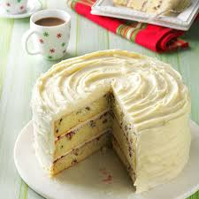 White Chocolate Torte Recipe Taste Of Home