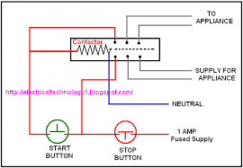 wiring diagram for a contactor u2013 readingrat net