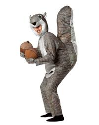 squirrel costume from spirit halloween oh look a squirrel