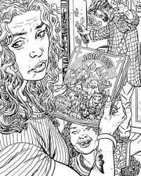 coloring pages of the titanic chuck palahniuk to publish u0027provocative u0027 colouring in book books