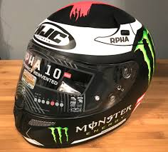 old motocross helmets monster energy helmet ebay