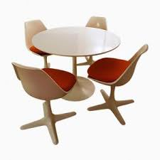 Arkana Tulip Chair Buy Mid Century Dining Tables Online At Pamono