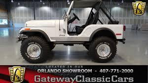 classic jeep cj 1979 jeep cj5 gateway classic cars orlando 174 youtube