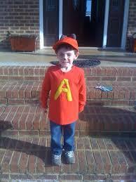 Alvin Chipmunk Halloween Costume 14 Diy Costumes Boy Images Diy