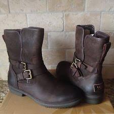 womens size 12 waterproof boots ugg australia s zip us size 12 ebay