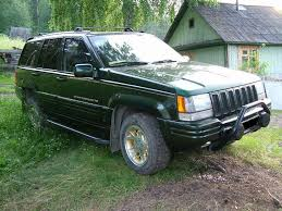 jeep grand 1995 limited 1995 jeep grand limited images 5200cc gasoline
