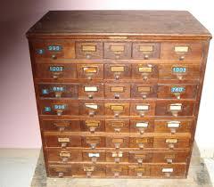 index card file cabinet antique jd warren mfg chicago 40 catalog