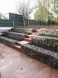 Small Garden Retaining Wall Ideas How To Build A Small Garden Retaining Wall 1000 Ideas About
