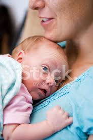 baby on s chest stock photos freeimages com