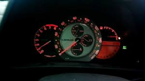 lexus is300 zero to sixty is300 acceleration lukaszb24 youtube