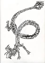 chinese dragon tattoo design chinese dragon tattoo 1 by littlepigart on deviantart