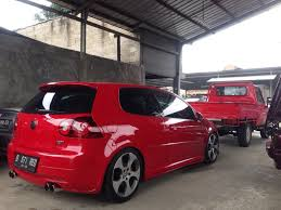 red volkswagen golf vw golf gti 2006 red 2doors u2013 bisaboy com