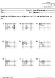 symmetry lessons tes teach