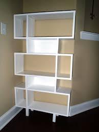 Modern Contemporary Bookshelves by Modern Shelf Home Design Ideas