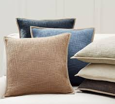 Pottery Barn Throw Basketweave Cushion Cover Pottery Barn Au