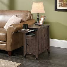 Side Table In Living Room Sauder Accent Tables Living Room Furniture The Home Depot