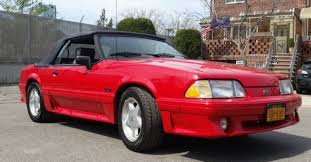 1990 mustang gt convertible value 1989 ford mustang convertible best image gallery 12 17