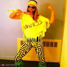 Macho Man Randy Savage Halloween Costume Man Costume
