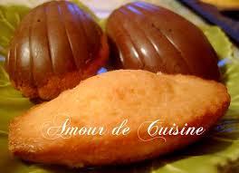 amour de cuisine de soulef les madeleines recette inratable amour de cuisine