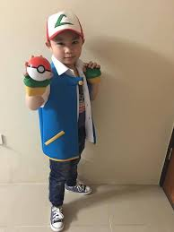 Ash Ketchum Halloween Costume 18 Cool Halloween Costumes Spotted 2016