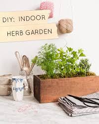 diy kitchen garden planter u2013 design sponge