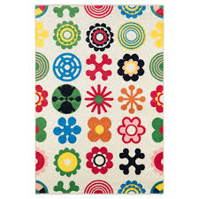 Rugs For Kids Playroom by 39 99 Lusy Blom Rug Low Pile Ikea This Would Be Great For Our