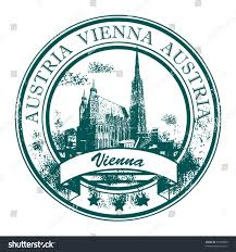 grunge rubber st st stephens cathedral stock vector 52550989