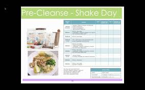 easy way to getting started with isagenix meal plan youtube
