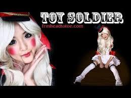 Toy Soldier Halloween Costume Toy Soldier Ventriloquist Doll Halloween Tutorial